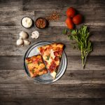 pizza photography